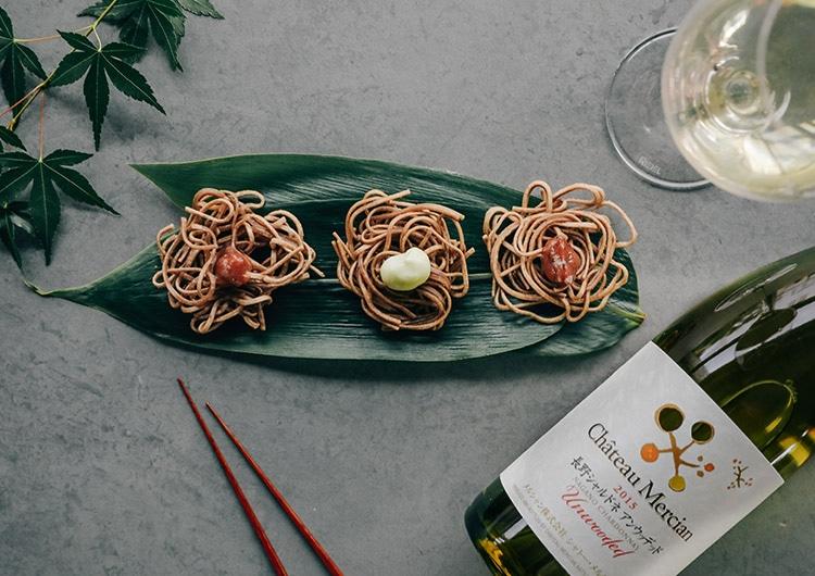 ワインと味わう、日本。「塩尻」篇|キリン オンラインショップ DRINX