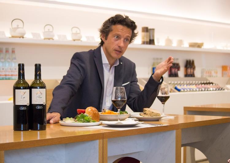 「アルテ」と「エゴ」、双子のワインが生まれた理由