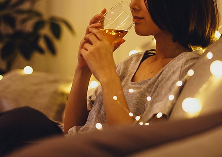 """ウイスキーのアロマで癒される、わたしの """"ひとり時間"""""""