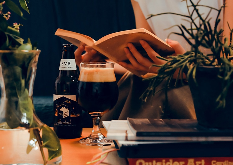 秋の夜長を愛おしむ黒ビール「Afterdark」|キリン オンラインショップ DRINX