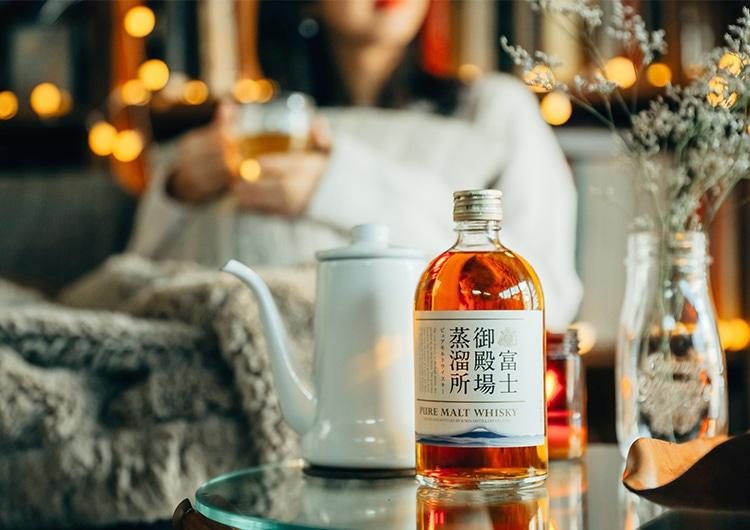 湯気と香りに「ほっ」とする。温めて愉しむ冬のウイスキー|キリン オンラインショップ DRINX