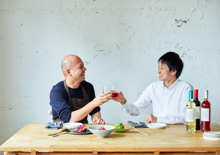 オーガニックワイン『メスタ』とヴィーガン料理の体に優しいマリアージュ|キリン オンラインショップ DRINX
