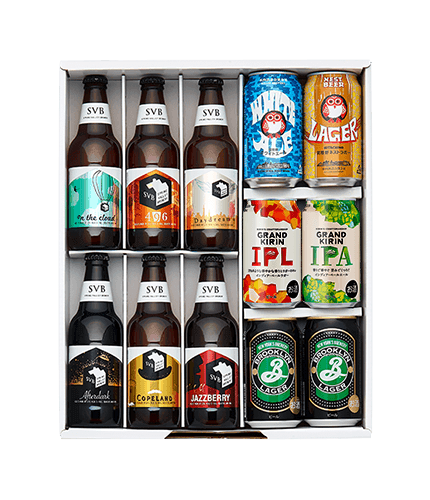 CRAFT BREWERY ASSORT SELECTION